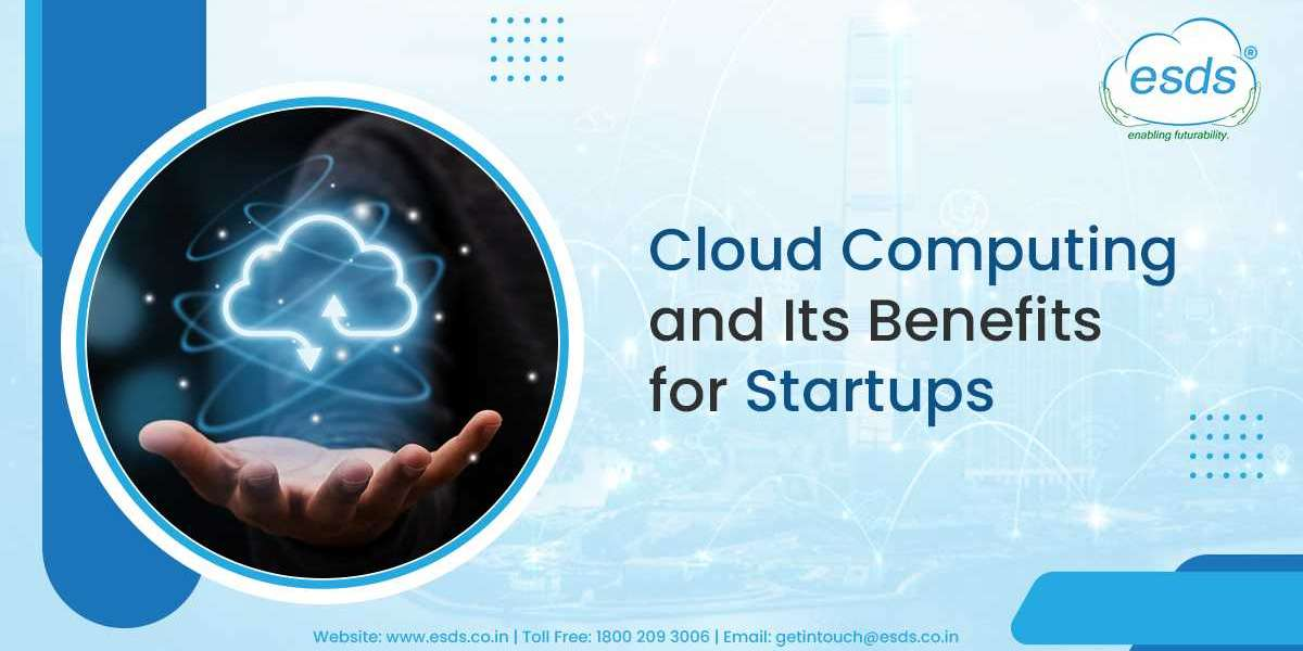 Cloud Computing and Its Benefits for Startups