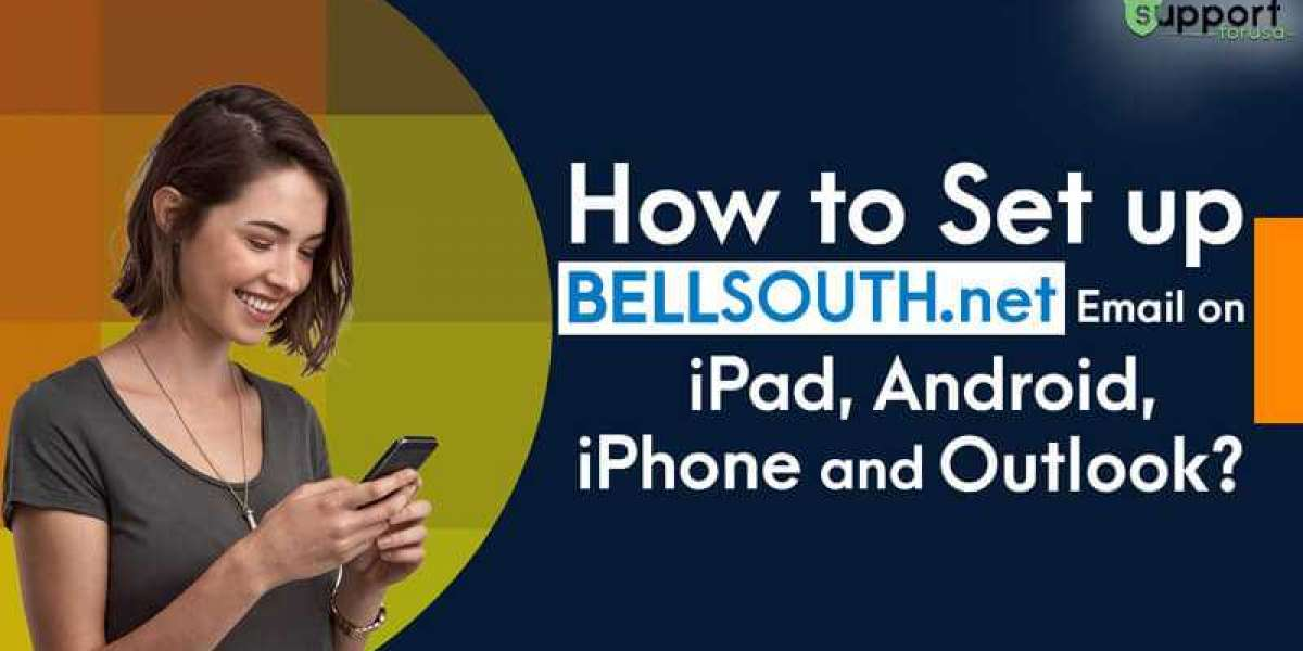 How can I setup Bellsouth Email on iPhone?