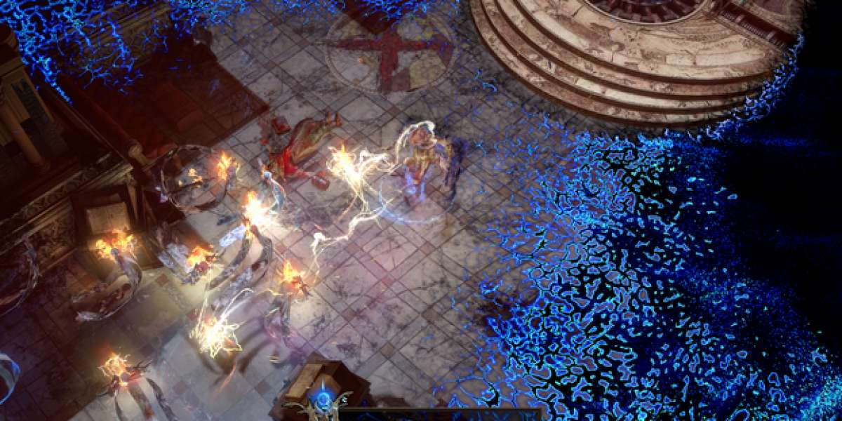 About the establishment of Path of Exile's raid