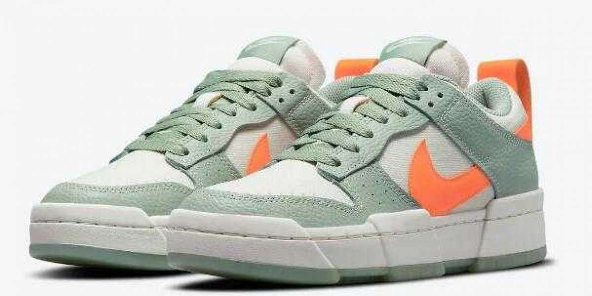 """2021 Nike Dunk Low Disrupt """"Sea Glass"""" Coming On the Way"""
