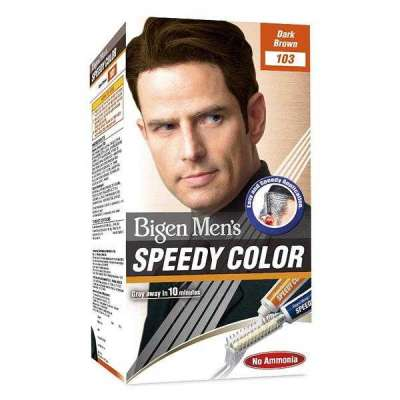 Bigen Men's Speedy Color Profile Picture