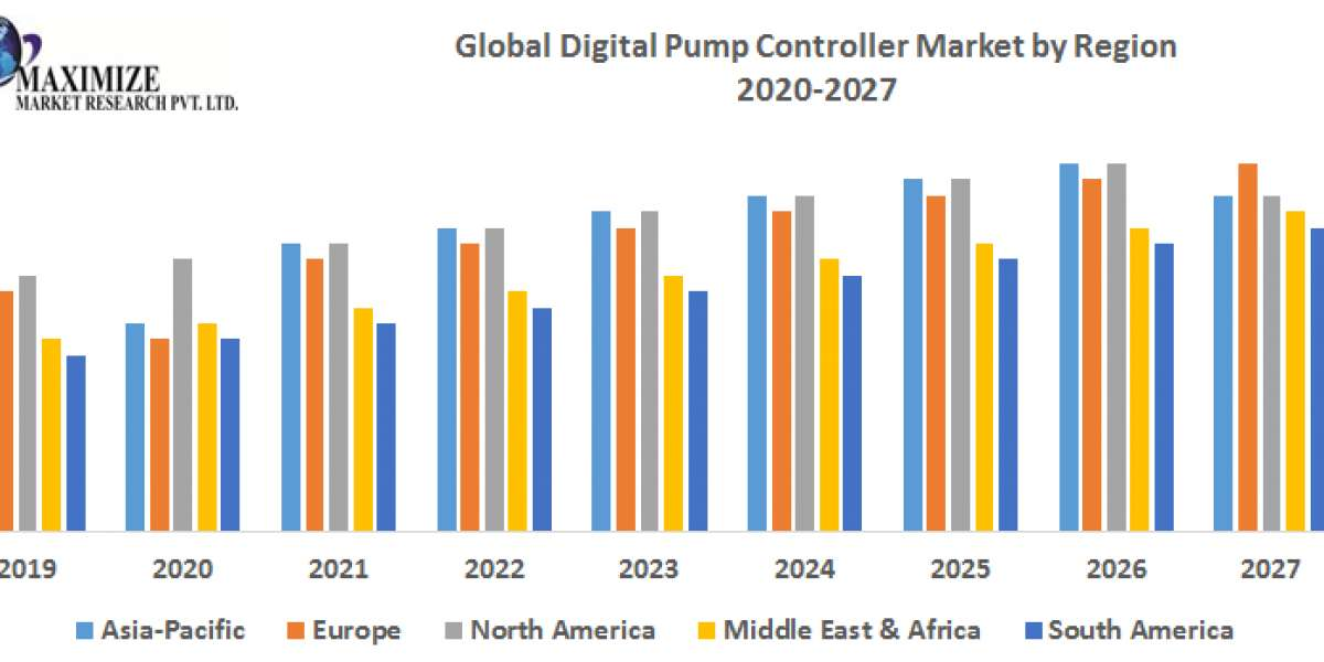 Global Digital Pump Controller Market: Industry Analysis and Forecast (2019-2026)