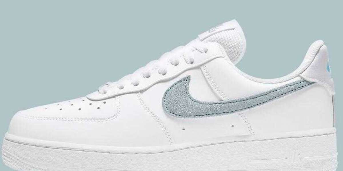 """2021 Latest Nike Air Force 1 Low """"Glacier Ice"""" Released For Women"""