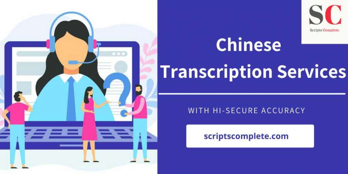 Chinese Countries With Chinese Transcription Services