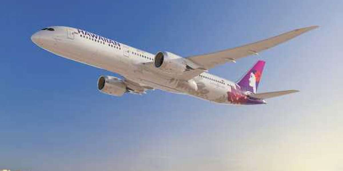 Hawaiian Airlines Reservations and flight Booking: