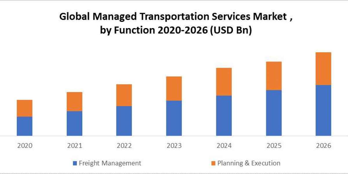 Global Managed Transportation Services Market: Industry Analysis and Forecast (2020-2026)