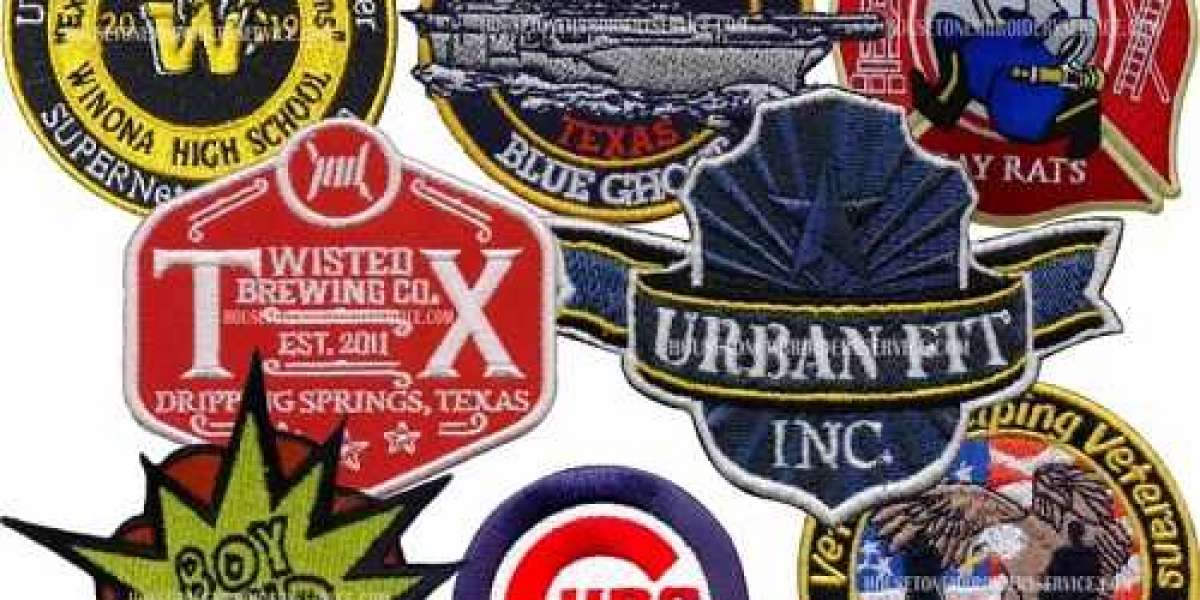 Add Visual Appeal To Your Casuals With Amazing Custom Patches