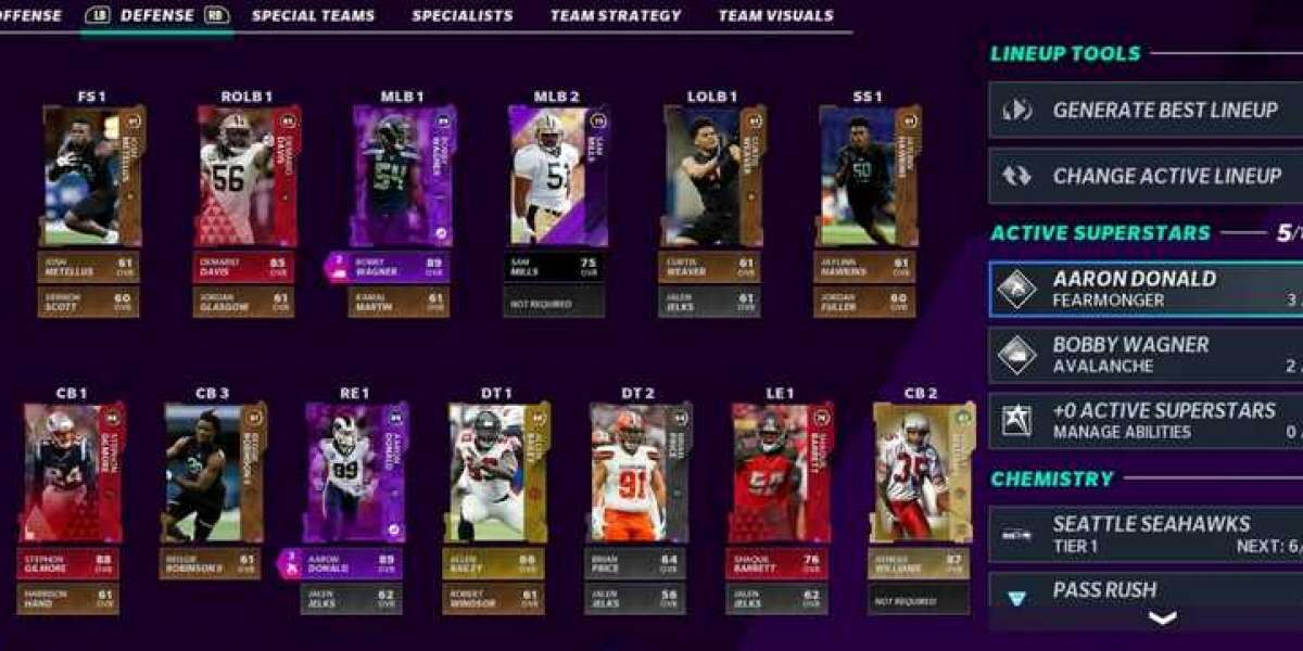 MUT released Ultimate Legends Group 10