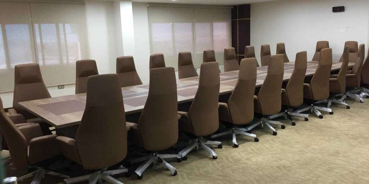 Meeting Table - An Important Entity of an Office