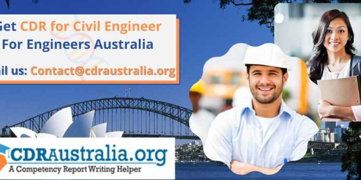 Get CDR for Civil Engineer By CDRAustralia.Org