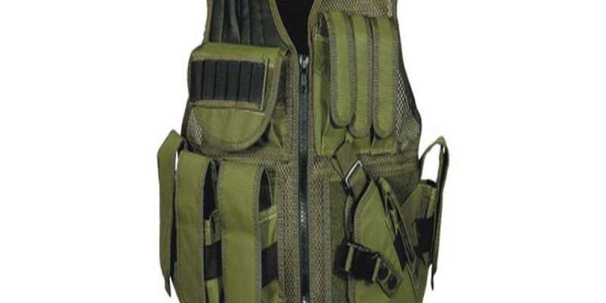 Tactical gear- Add on complete safety in less time!