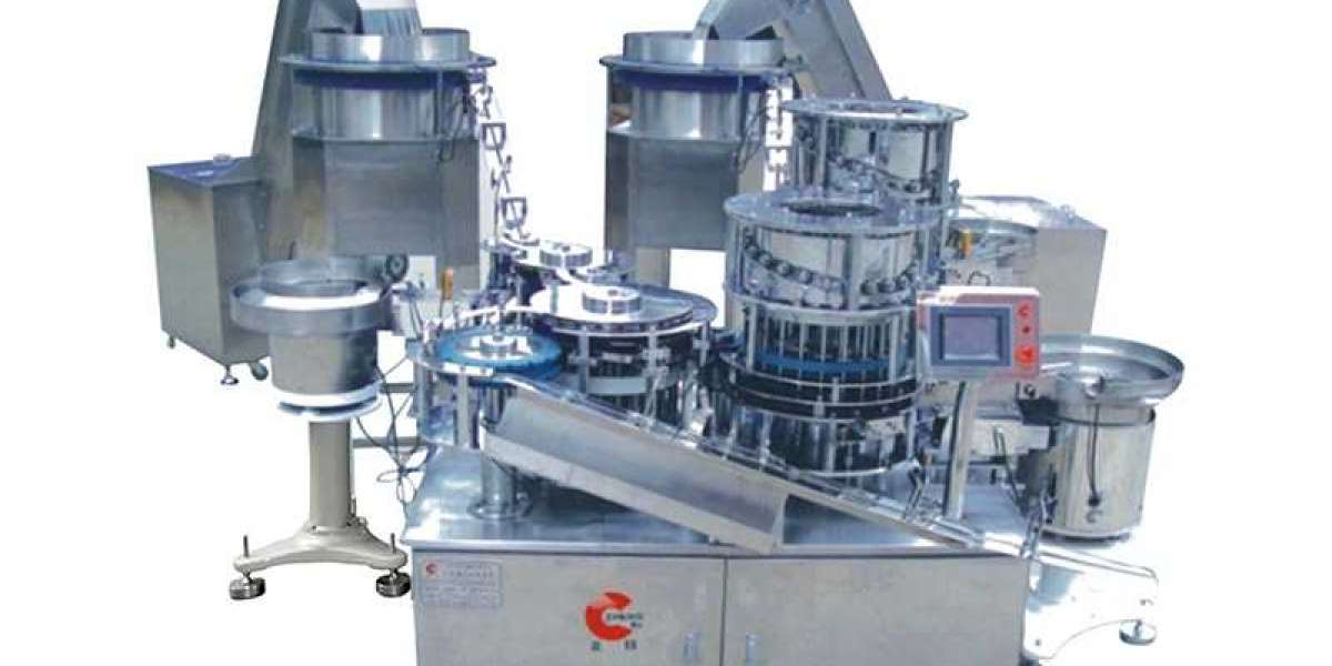 Safety Syringe Assembly Machine Manufacturer Tells You What Pad Printing Is
