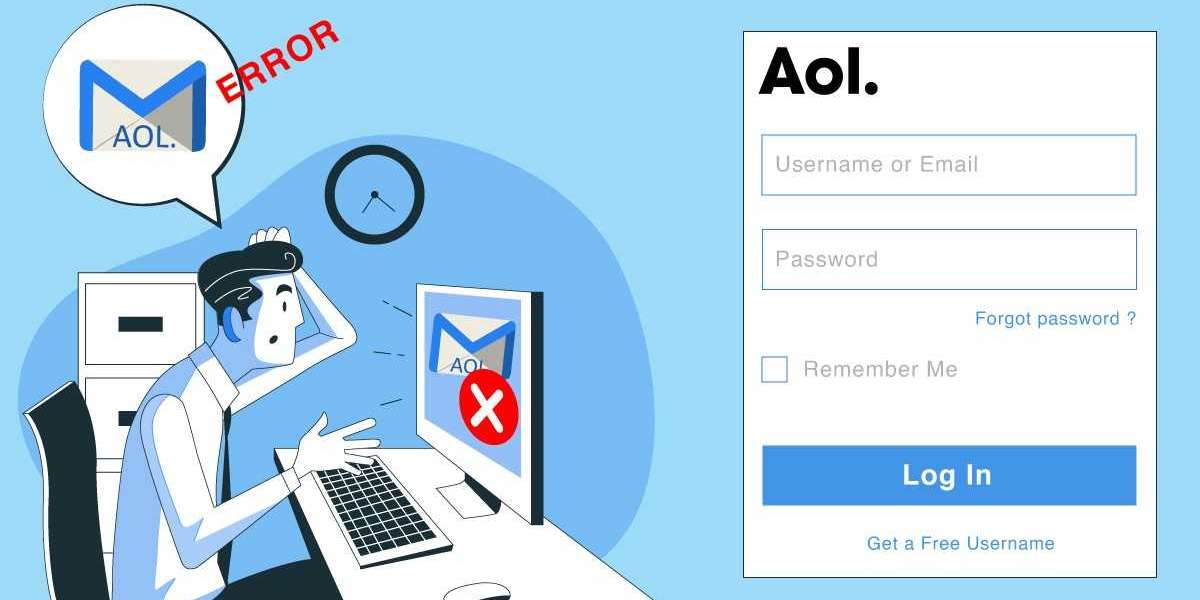 How to configure AOL SMTP settings on Outlook?