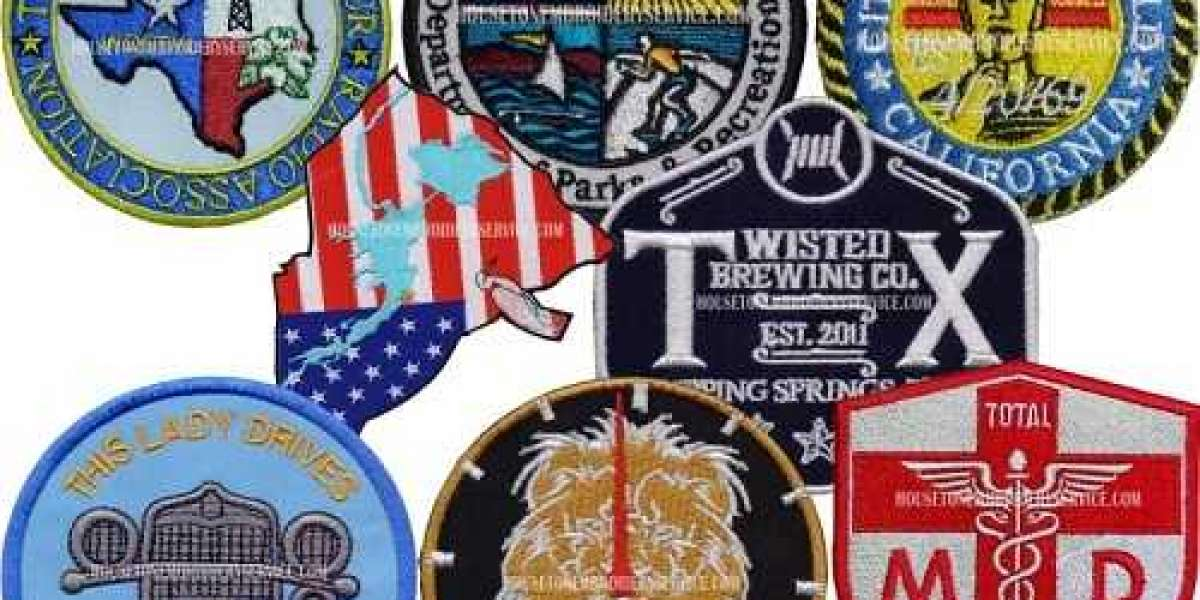Wear Your Custom Patches With Pride