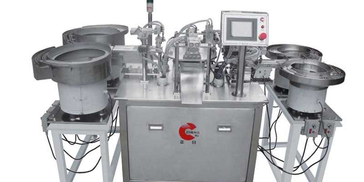 An Recommendation of Right Automatic Syringe Silk Screen Printing Machine