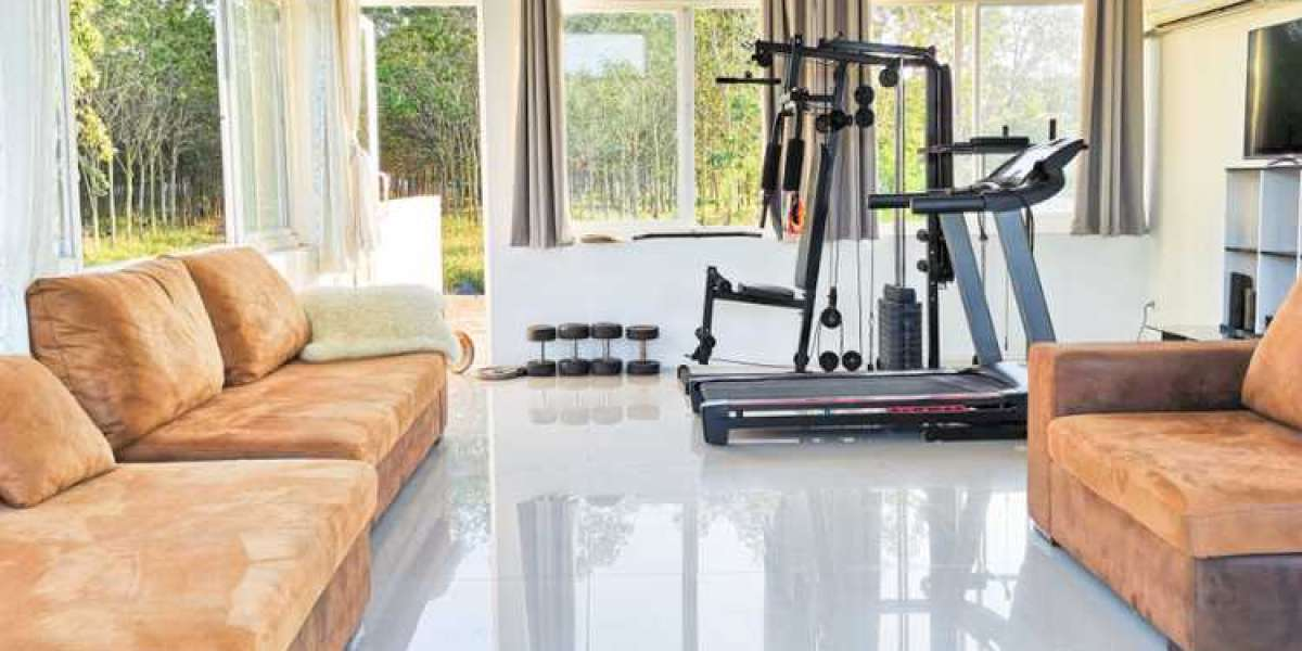 Make gym tools to use at home for exercise