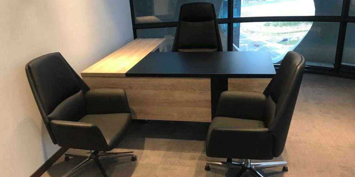 The Well-Designed and Beautifully Crafted Office Desks Make Your Business So Worthy
