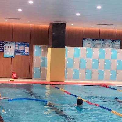 Anti-moisture Swimming Pool Plastic Lockers Profile Picture