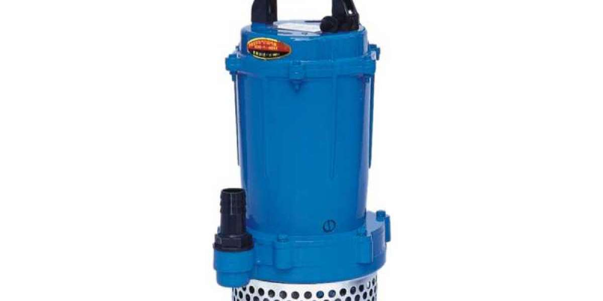 Types of domestic pumps