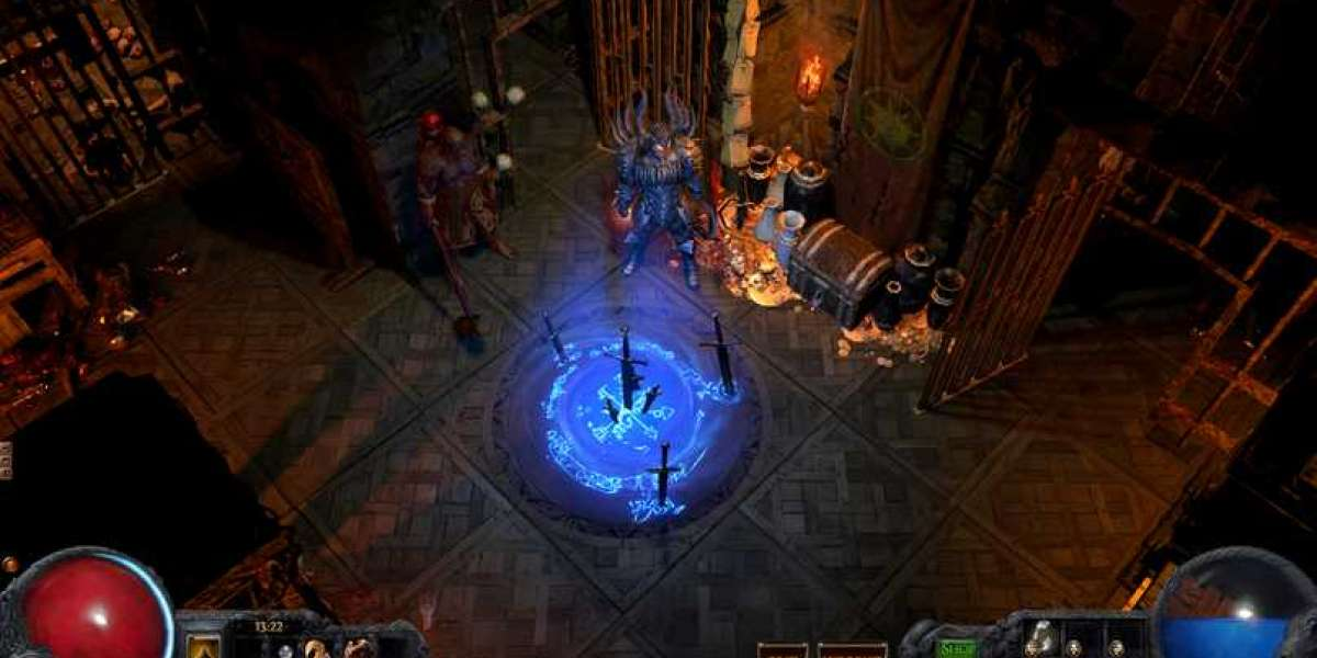Useful skills in path of exile Witch Summoner Build