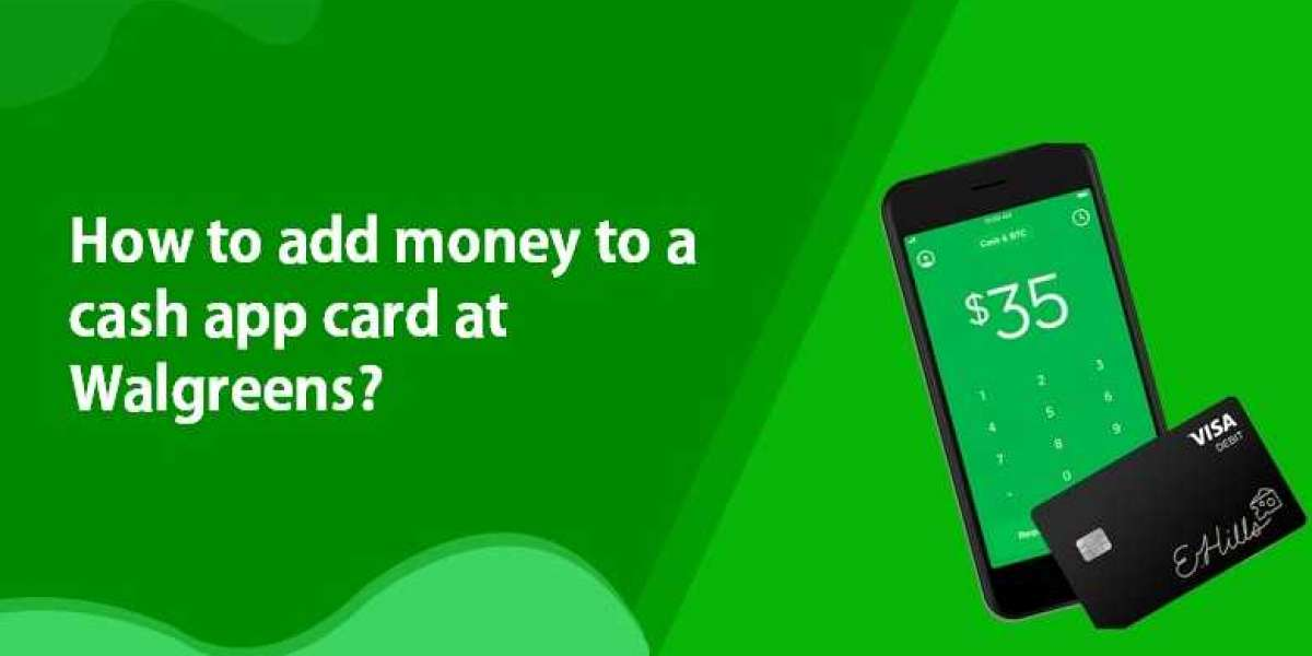 How to add money to a cash app card at Walgreens?
