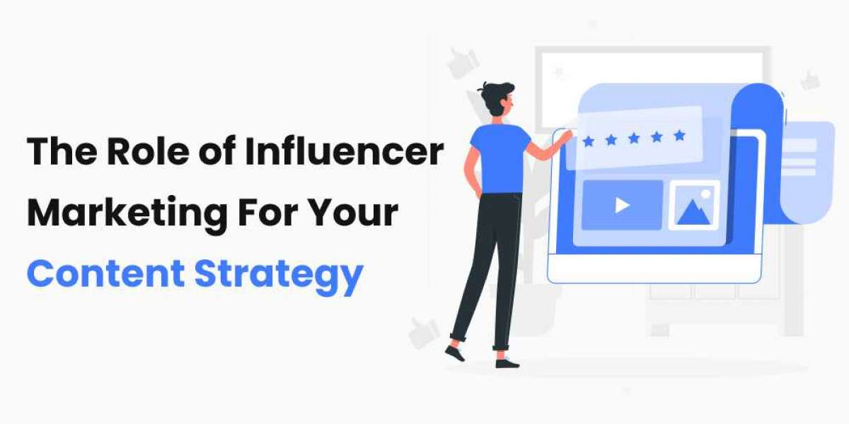 The Role of Influencer Marketing for Your Content Strategy