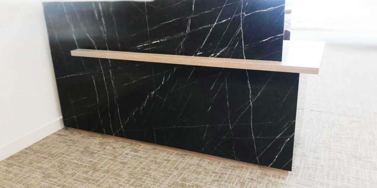 How Reception Counters Make Sense For Any Corporate House?