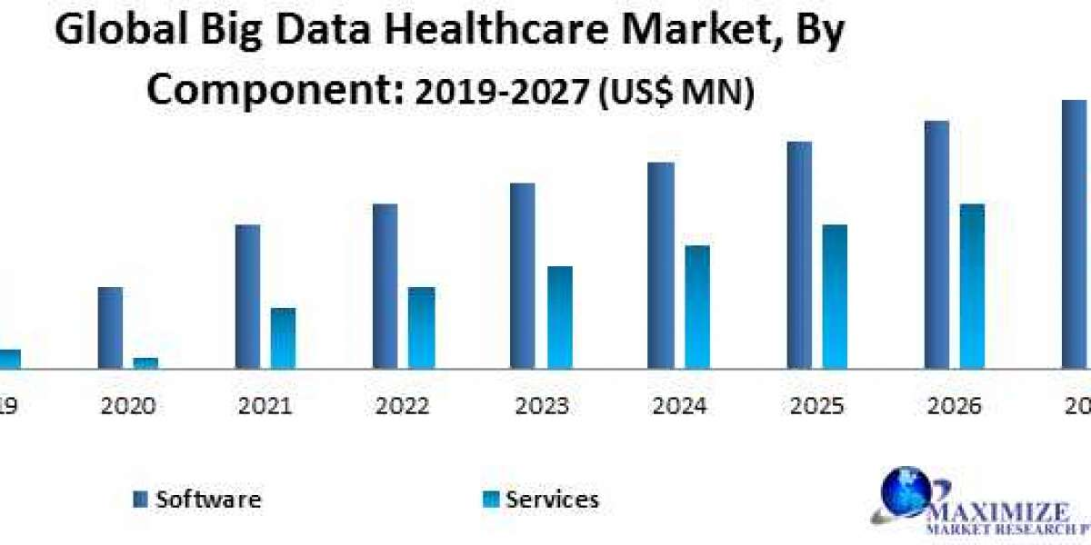 Global Big Data Healthcare Market- Industry Analysis and forecast 2019 – 2027: