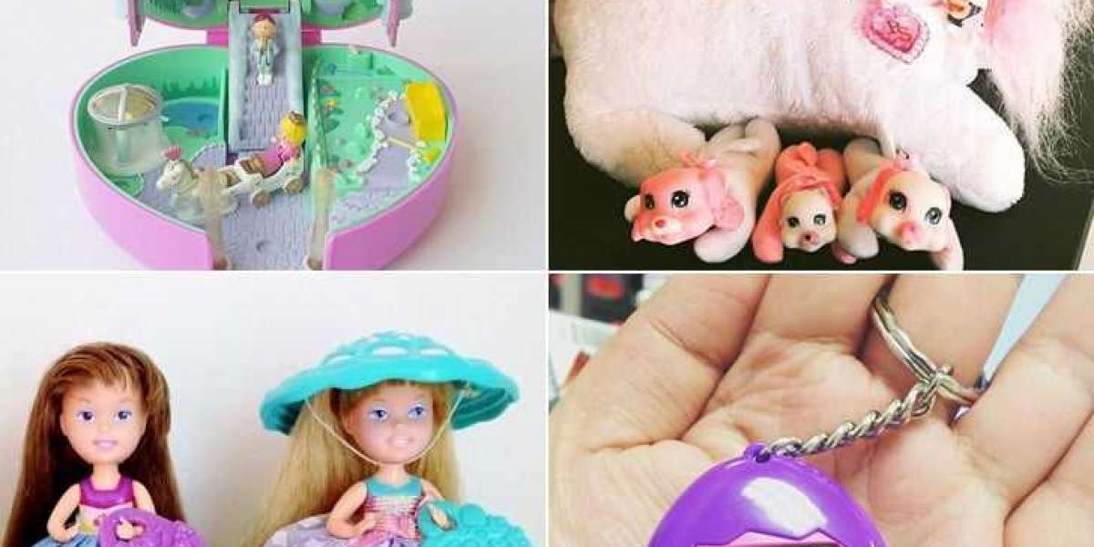 Child Toys Excellent Dolls for Girls and Friends
