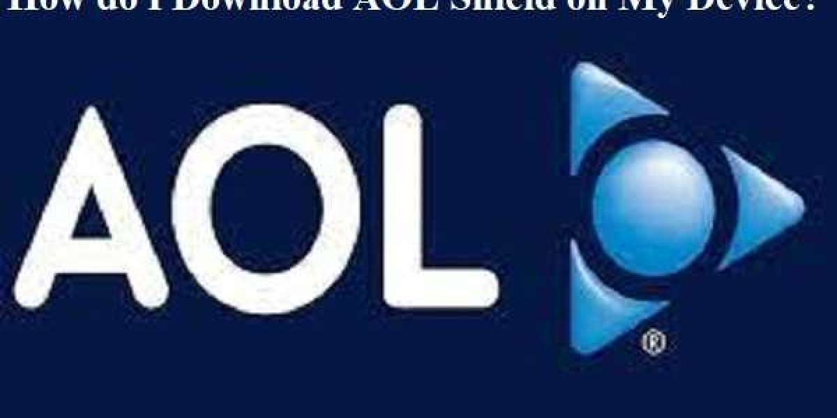 How do I Download AOL Shield on My Device?