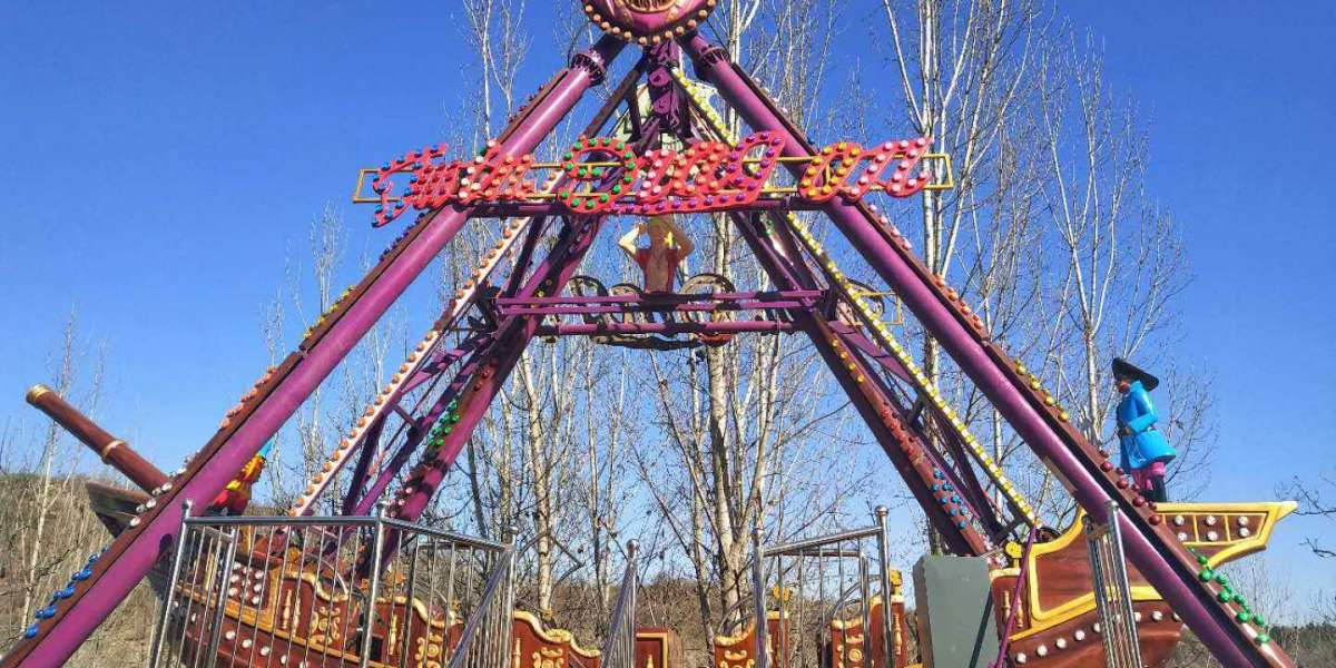 The Viking Ship Ride Can Take Anyone To Thrill World