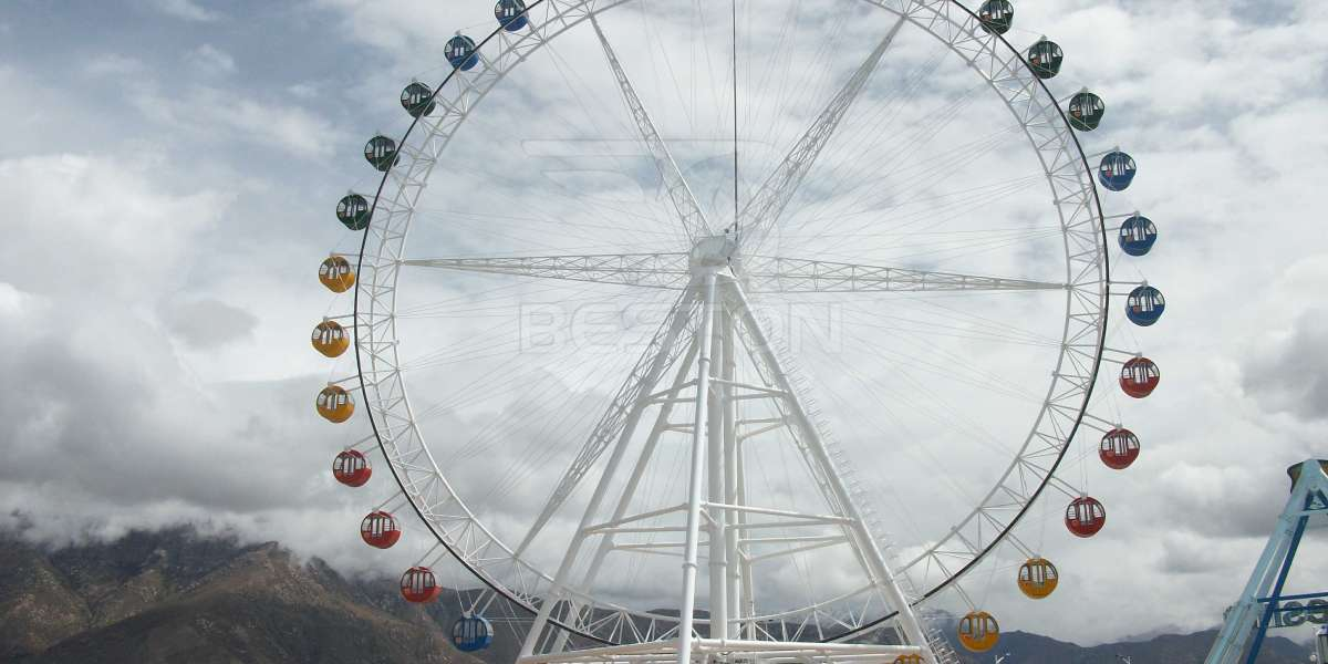 Increase Profits With The Observation Wheel