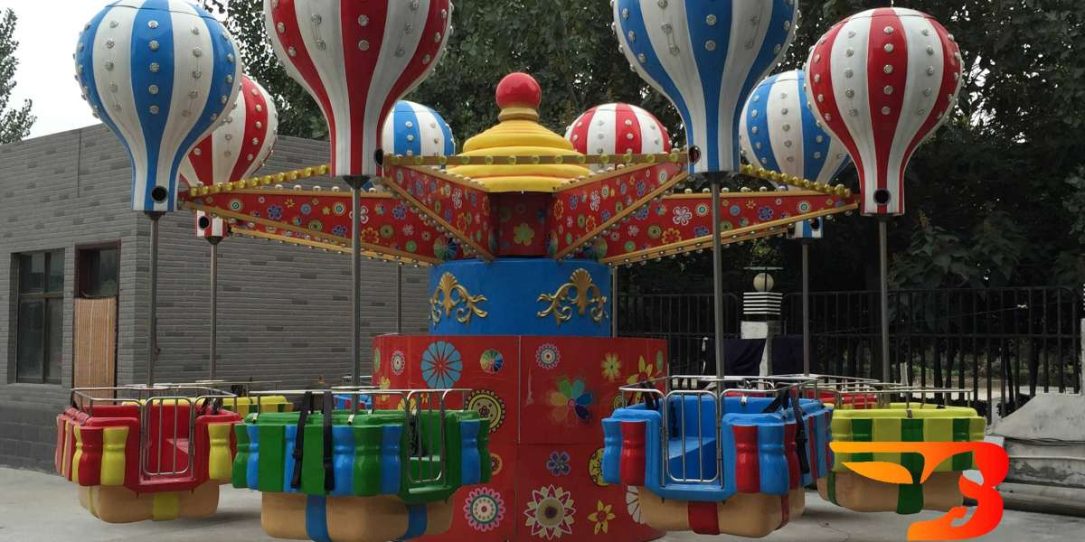 Have You Ever Ridden A Samba Balloon Ride In The Amusement Park Or At A Carnival?
