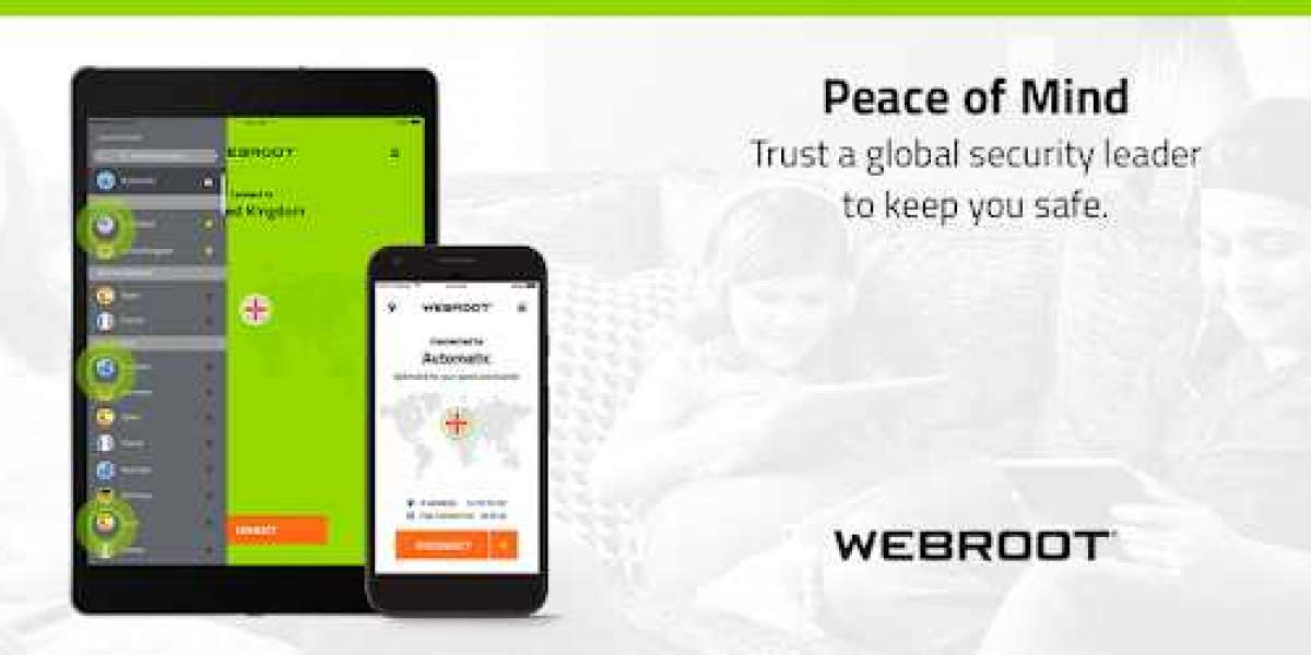 How To Establish A Secured Network With Www.Webroot.com/safe?