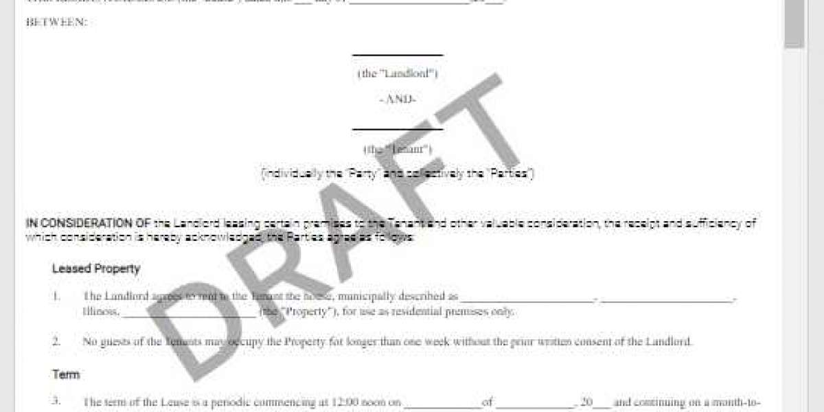Rent Agreement Illinois Template: 6 Essential Tips for Renters