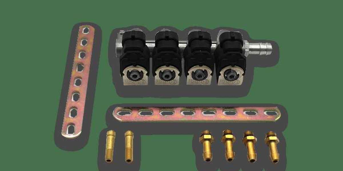 About The Working Principle Of LPG CNG Injector