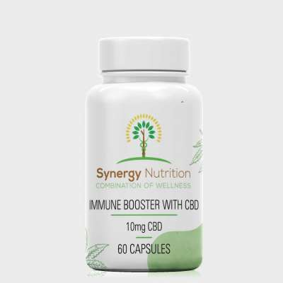 600MG | CBD Capsules with Immune Boosting Herbs | Nothing But Hemp Profile Picture
