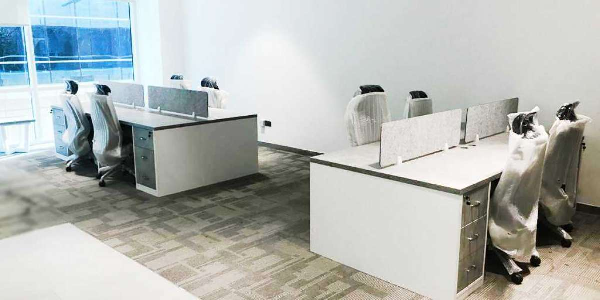 Office Furniture - Soothing the Office Environment with Rays of Professionalism