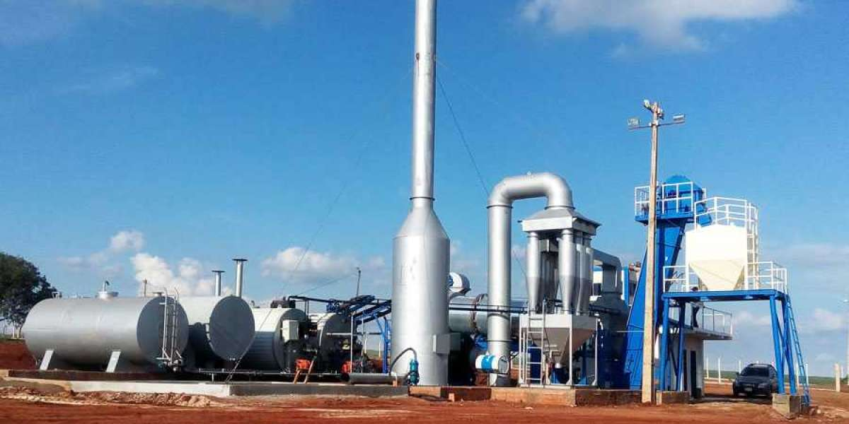 How To Locate A New Asphalt Plant Manufacturer In Malaysia