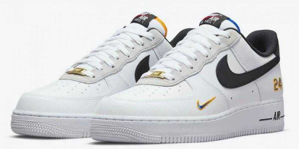 Latest Coming Nike Air Force 1 Low Swingman to Arrive on June 25, 2021