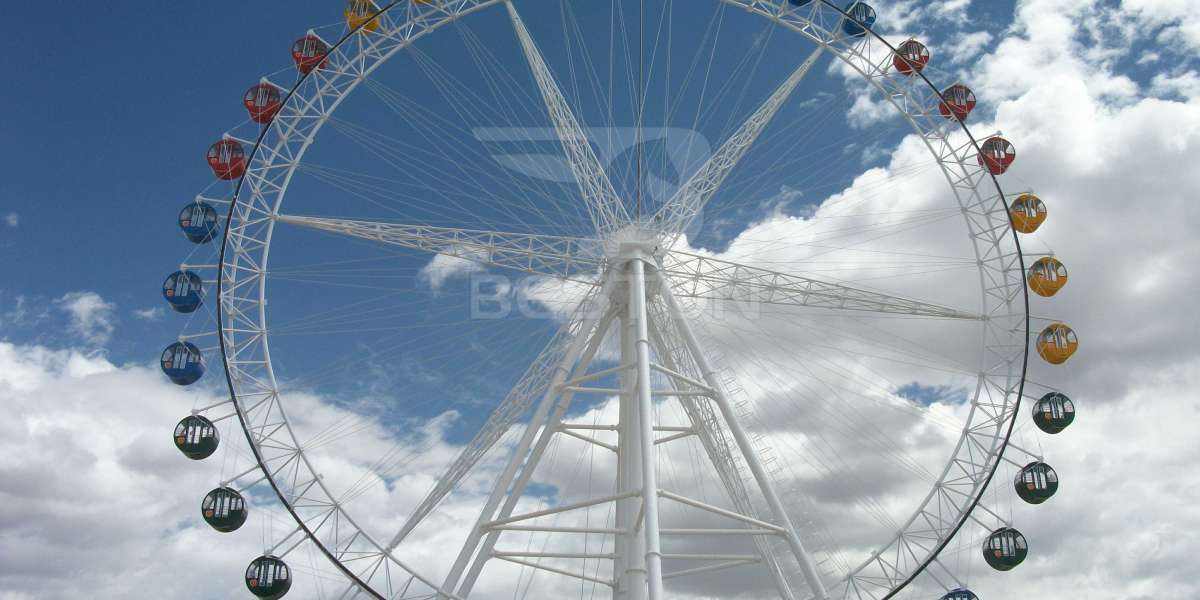 How To Pick The Best Ferris Wheel Ride For Your Park?