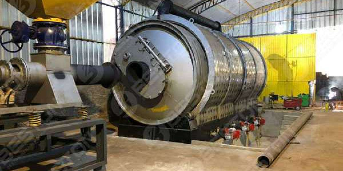 How To Get Tyre Pyrolysis Plant Manufacturers In China