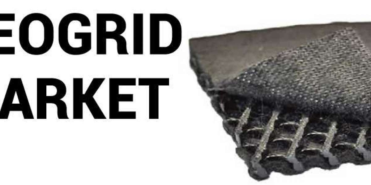 Geogrid Market  Size, 2020 Industry Share and Global Demand | 2027 Forecast