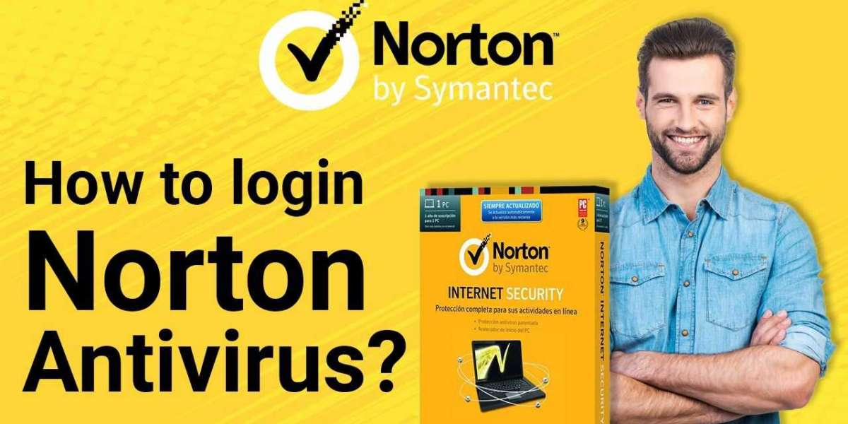 How to set up a Norton account for the first time