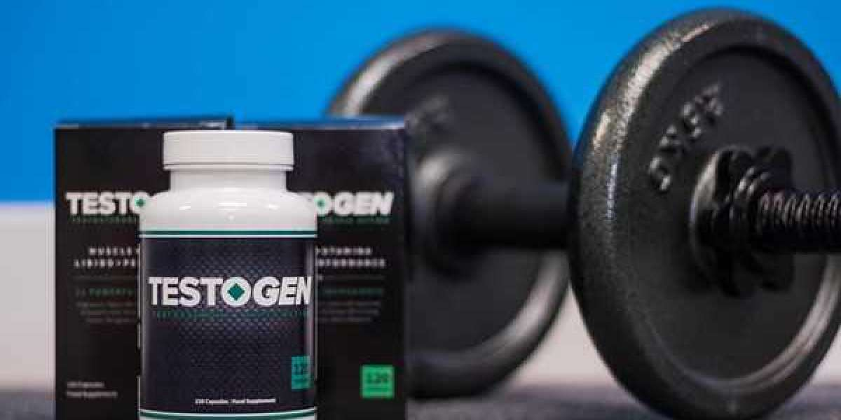 Improve Your Drive With Testogen Pills, The Wonderful Testosterone Booster