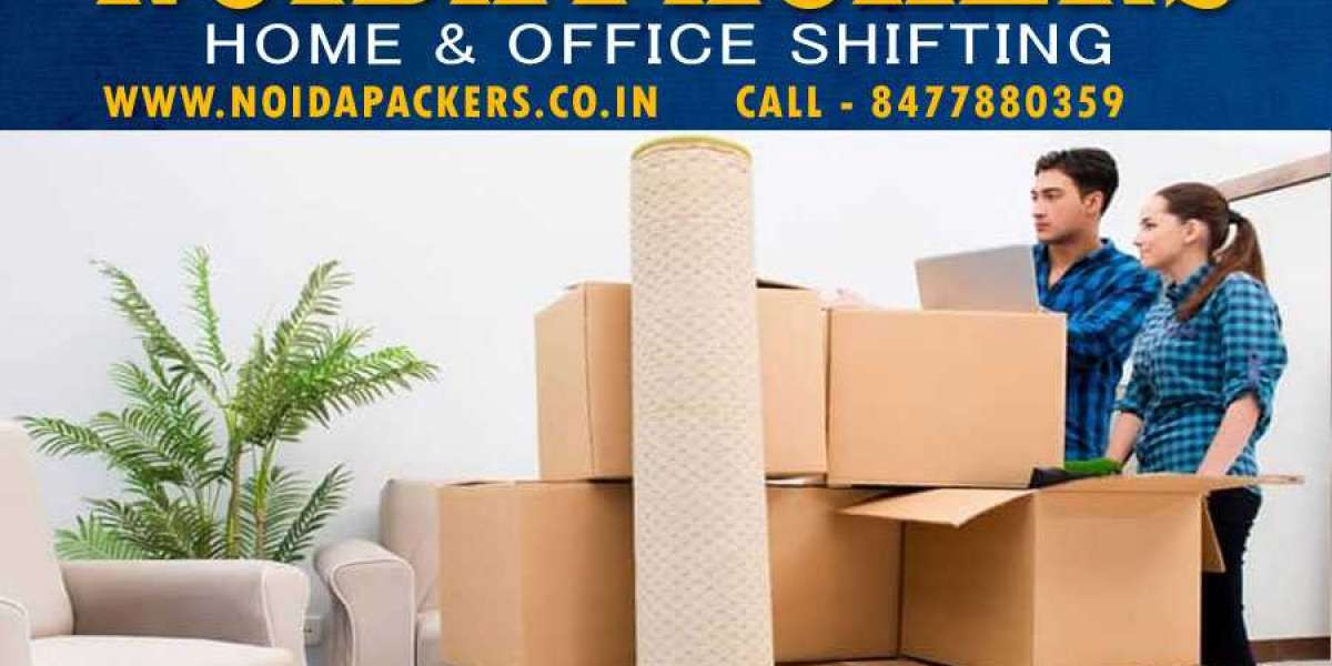 How Packers And Movers Move Household Items : Noida Packers