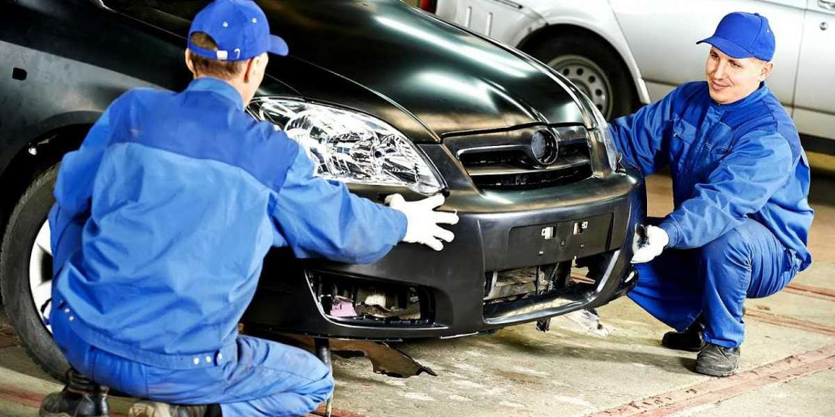 An Ultimate Guide For Smashed Car Repair In Accident