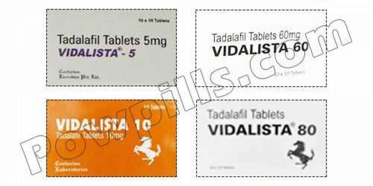 How long does it take for Vidalista to work?