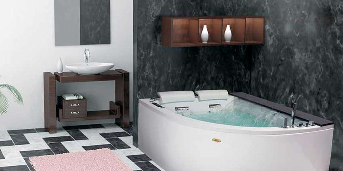 Why the Round Bathtub Is Being Seen More Often
