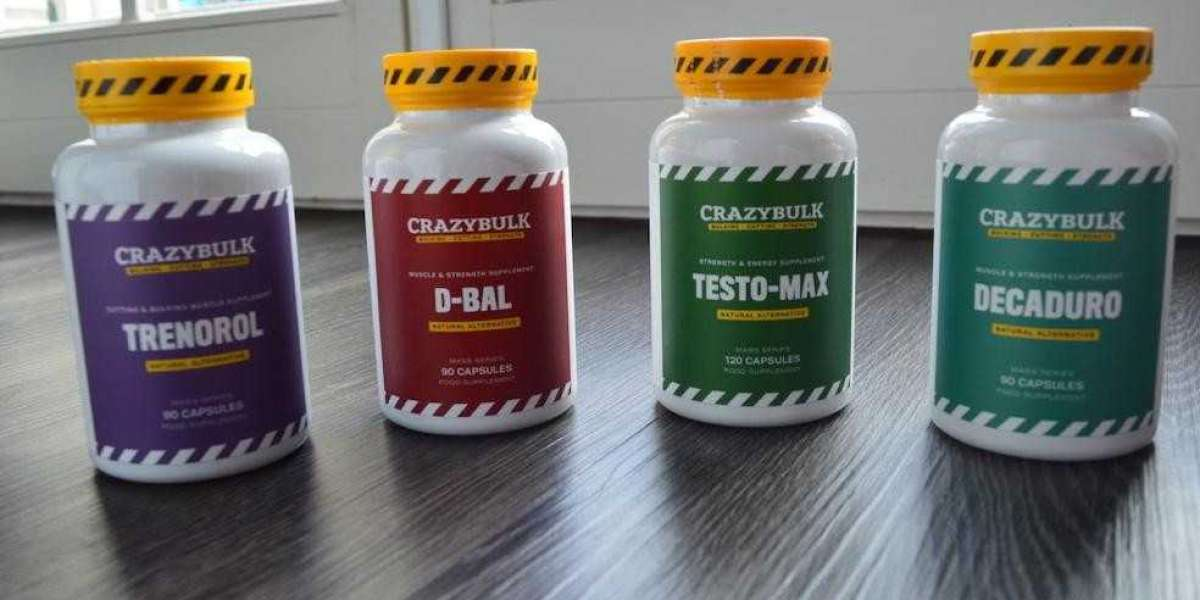 Best Legal Bodybuilding Supplements for Building Strength and Size